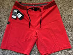 $100 BRAND NEW HURLEY PHANTOM MENS BOARD SHORTS HYPERWEAVE 3