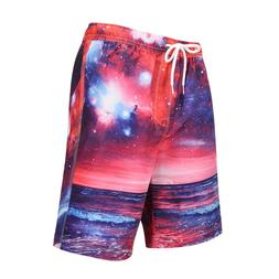 2019 Hot Style Mens Vacation Shorts <font><b>Phantom</b></fo