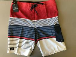 $40 O'neill Men's Size 36 Lennox Board Shorts Surf Swim Trun