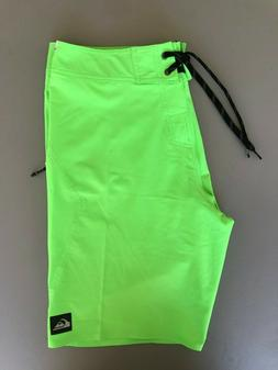"$50 Quiksilver Size 33 Everyday Kaimana 21"" Board Shorts Swi"