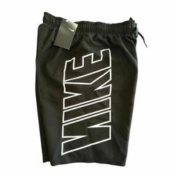 "$52 Nike 9"" Volley Swim Trunks Board Shorts Men's MEDIUM"