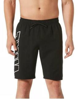 "$52 Nike 9"" Volley Swim Trunks Board Shorts Men's Size X"