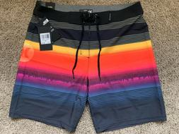 $55 BRAND NEW HURLEY PHANTOM GAVIOTA BDST MENS BOARD SHORTS