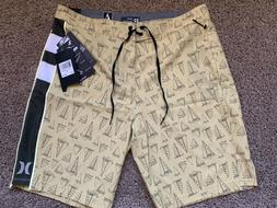 $55 BRAND NEW HURLEY PHANTOM MENS BOARD SHORTS JJF IV MARITI