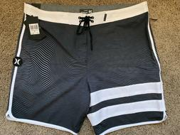 $65 - BRAND NEW HURLEY PHANTOM MENS BOARD SHORTS STATIC BDST