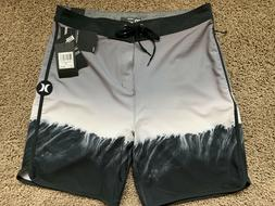 $65 - BRAND NEW HURLEY PHANTOM MENS BOARD SHORTS ESTUARY 30
