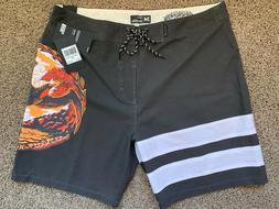 $70 BRAND NEW HURLEY PHANTOM MENS BOARD SHORTS JOHN FLORENCE