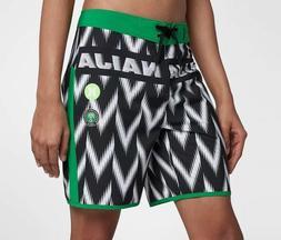 "Hurley Phantom Nigeria National Team 18"" Board Shorts Size 2"