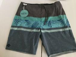 NEW RIP CURL  RAPTURE LAYDAY BOARDSHORTS SIZE 34  MID LEG 20