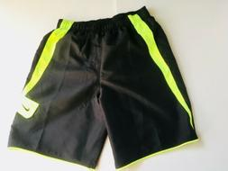 Nike Core 9 Men's Running, Swim Board Short Black , US Siz