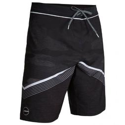 O'Neill Men's Hyperfreak Quick Dry Stretch Boardshort, Black