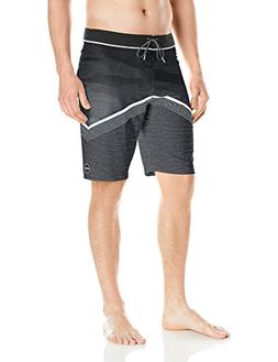 O'Neill Men's Hyperfreak Quick Dry Stretch Boardshort, Black