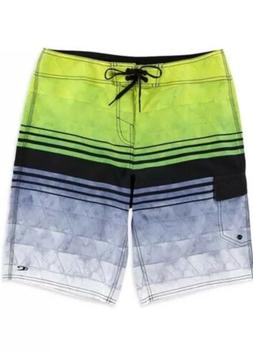 ONEIL CALYPSO MENS BOARDSHORTS TRUNKS YELLOW