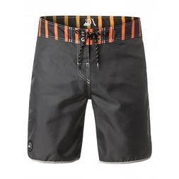 Quiksilver Men's Wasted Boardshort Size 34 Tarmac Black Surf