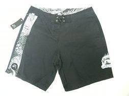 Quiksilver Turbo Dog 18 Boardshorts Shorts Sz 32 X 18 Surf N