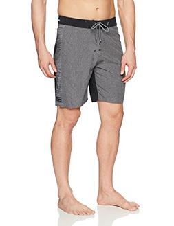 Rip Curl Men's Mirage 3/2/1 Ultimate Boardshort, Black , 31