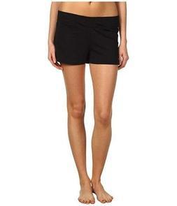 Speedo Women's Swim Short Black Board Shorts