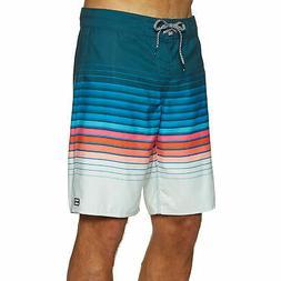Billabong All Day Stripe Og Mens Shorts Boardshorts - Navy A