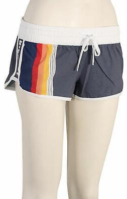 "Rip Curl Beach Street  2"" Women's Boardshorts - Blue - New"