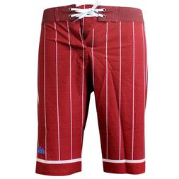 Nike Better World 6.0 Surfing Mens Board Shorts Red 418375 6