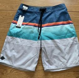 Rip Curl Board shorts Size 28 Waist 20 Inch Mid Leg Length B