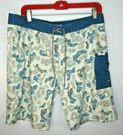 Boardshorts by Katin handmade in USA surf trunks poly blend