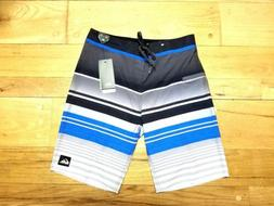 boardshorts everyday stripe vee size 30 board
