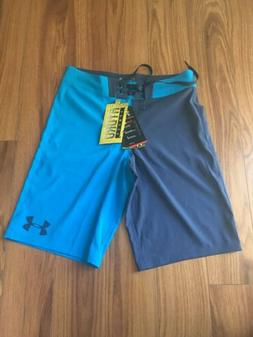 UNDER ARMOUR Boardshorts Youth Size 28 Regular Heat Gear Loo