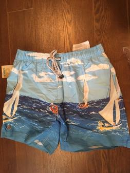 ad39778de3 Boat image Mens Island Haze Swim shorts Size Medium 32 Board