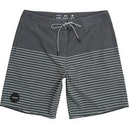 RVCA Boys' Big Curren Trunk, Slate, 26