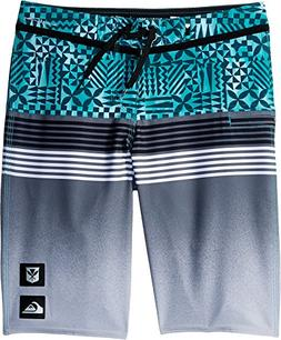Quiksilver Boys' Big Highline Division Hawaii Youth Boardsho