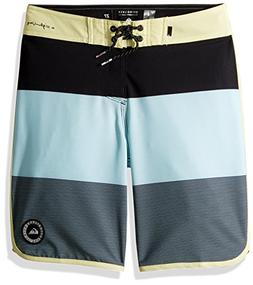 Quiksilver Boys' Big Highline Tijuana Scallop Youth Boardsho