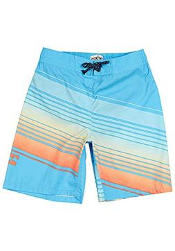 "Billabong Boys Resist 17"" Boardshorts - Orange"