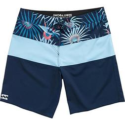Billabong Boys Tribong X '18 Boardshorts 28 Blue