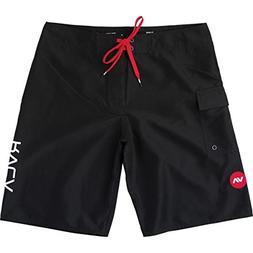 RVCA Boys' Western Ii Boardshorts Black 26