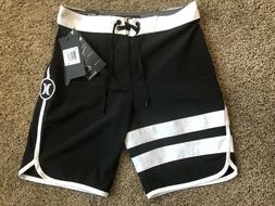 BRAND NEW HURLEY PHANTOM MENS BOYS YOUTH BOARD SHORTS 10 16