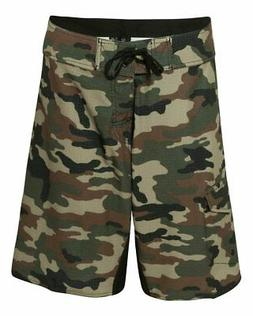 Camo Boardshorts - Brand New Camouflage Board shorts - 22 In