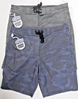 Camo Surf to Street Boardshorts Swim Shorts Camo Blue or Cam