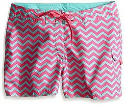 Kanu Surf Childrens Apparel 3505 Big Girls Alexa Boardshorts