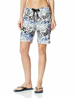 """Kanu Surf Co. Board Shorts Size 12 NWT 9"""" Inseam / Oceanside"""