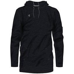 Hurley  Men's Dri-Fit Solar Hoodie Black Sweatshirt
