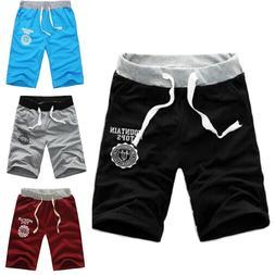 Shujin Elastic Shorts Men Hot Sale Casual Beach Shorts Homme