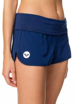 Roxy Endless Summer Blue  Swimsuit Boardshorts L NWT New