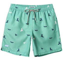 MaaMgic Fashion Short Mens Swim Trunks Boardshorts Quick Dry