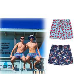 Men's Summer Quick-drying Boardshorts Surf Beach Shorts Swim
