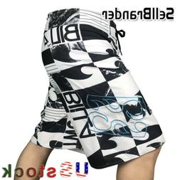 Hot Men's Quick-Dry Beach Pants Boardshorts Surf Shorts Boar