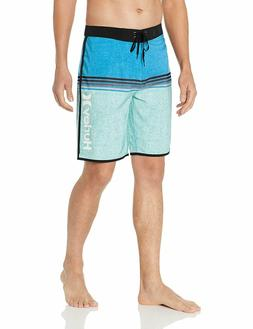 "Hurley Men's Phantom Stretch Printed 20"" Boardshort Swim Sho"