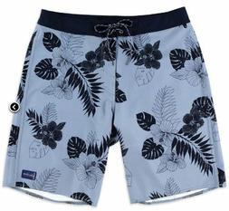 Jack O'Neill BURMA BOARDSHORTS Hawaiian Floral Design Deep B