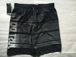 Nike Just Do It Board Swim Suit Men New Tags Size Large Blac