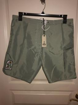Kanvas by Katin Boardshorts Size 34 Made in USA